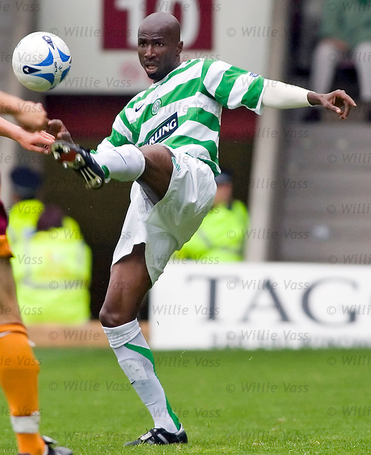 Mo Camara, Celtic.stock season 2005-2006.pic willie vass