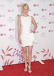 January Jones at A Night of Fashion & Technology with LG Mobile Phones hosted by Eva Longoria & Victoria Beckham held at SoHo House in West Hollywood, California on May 24,2010                                                                   Copyright 2010  DVS / RockinExposures