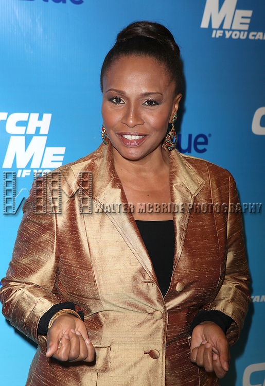 Jennifer Lewis.attending the Broadway Opening Night Performance of 'Catch Me If You Can' at the Neil Simon Theatre in New York City.
