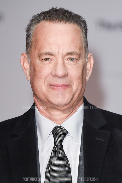 Tom Hanks at the European premiere of &quot;The Post&quot; at the Odeon Leicester Square, London, UK. <br /> 10 January  2018<br /> Picture: Steve Vas/Featureflash/SilverHub 0208 004 5359 sales@silverhubmedia.com