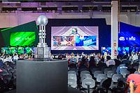 SÃO PAULO, SP, 12.10.2018 - BGS - Público durante a Brasil Game Show, maior feira de games da América Latina no Expo Center Norte no bairro da Vila Guilherme, na região norte da cidade de São Paulo nesta sexta-feira, 12.(Foto: Anderson Lira/Brazil Photo Press)