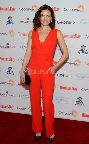 NEW YORK, NY - FEBRUARY 06: Laura Benanti attends  the Woman's Day Celebrates 15th Annual Red Dress Awards on February 6, 2018 in New York City.  Credit: John Palmer/MediaPunch