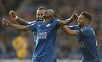 161022 Leicester City v Crystal Palace
