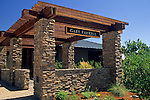 Exterior, Gary Farrell Winery, Westside Road, Sonoma County, California