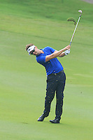 Rikard Karlberg (SWE) on the 6th during Round 3 of the CIMB Classic in the Kuala Lumpur Golf & Country Club on Saturday 1st November 2014.<br /> Picture:  Thos Caffrey / www.golffile.ie