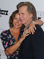 HOLLYWOOD, LOS ANGELES, CA, USA - MAY 22: Jennifer Grey, William H. Macy at the Los Angeles Premiere Of 'Trust Me' held at the Egyptian Theatre on May 22, 2014 in Hollywood, Los Angeles, California, United States. (Photo by Xavier Collin/Celebrity Monitor)