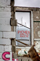 Picher Oklahoma is considered the most toxic site in the US was the top priority for the Tar Creek Superfund. The EPA has declared Picher to be one of the most toxic areas in the United States, and beyond being able to be cleaned up. A government buyout, and a devastating tornado in 1998 turned a once thriving mining town into a ghost town almost overnight. Picher ceased to exist offically as a town on Sept. 1, 2009.