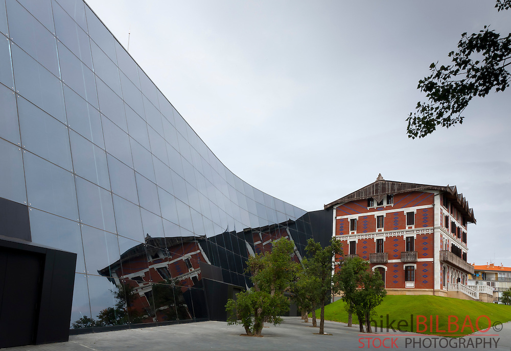 huge discount presenting dirt cheap Balenciaga museum. Getaria, Gipuzkoa, Spain.   Mikel Bilbao ...
