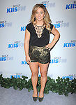 Shawn Johnson attends the 102.7 KIIS FM'S Jingle Ball 2012 held at The Nokia Theater Live in Los Angeles, California on December 01,2012                                                                               © 2012 DVS / Hollywood Press Agency