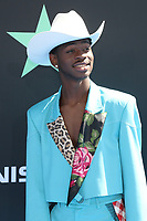 LOS ANGELES, CA - JUNE 23: Lil Nas X at the 2019 BET Awards at the Microsoft Theater in Los Angeles on June 23, 2019. Credit: Walik Goshorn/MediaPunch