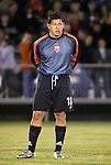 24 March 2004: DC  goalkeeper Nick Rimando. DC United of Major League Soccer defeated the Wilmington Hammerheads of the Pro Select League 1-0 at the Legion Sports Complex in Wilmington, NC in a Carolina Challenge Cup match..