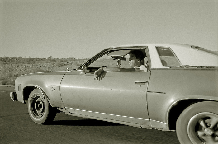 Driving West. 1989.