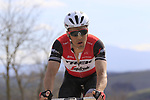 Markel Irizar (ESP) Trek-Segafredo on sector 8 Monte Santa Maria during Strade Bianche 2019 running 184km from Siena to Siena, held over the white gravel roads of Tuscany, Italy. 9th March 2019.<br /> Picture: Eoin Clarke | Cyclefile<br /> <br /> <br /> All photos usage must carry mandatory copyright credit (&copy; Cyclefile | Eoin Clarke)