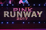 Image from the Pink Runway 2017 fashion show by Maimonides Medical Center at Marquee on October 25, 2017.