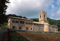Italien, Toskana, Badia a Coltibuono