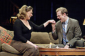 Who's Afraid of Virginia Woolf by Edward Albee directed by Anthony Page With Kathleen Turner,David Harbour. Opens at the Apollo Theatre on 31/1/06. CREDIT Geraint Lewis