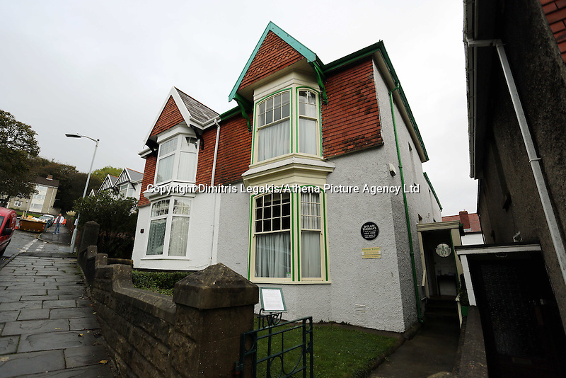 Swansea, UK. Friday 24 October 2014<br />