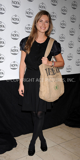 WWW.ACEPIXS.COM . . . . . ....April 14 2009, New York City....Model Lauren Bush at the 2nd Annual Luncheon and Education Panel To Benefit NOFA-NY (Northeastern Organic Farming Association Of New York) at Guastavino's on April 14 2009 in New York City. ....Please byline: KRISTIN CALLAHAN - ACEPIXS.COM.. . . . . . ..Ace Pictures, Inc:  ..tel: (212) 243 8787 or (646) 769 0430..e-mail: info@acepixs.com..web: http://www.acepixs.com