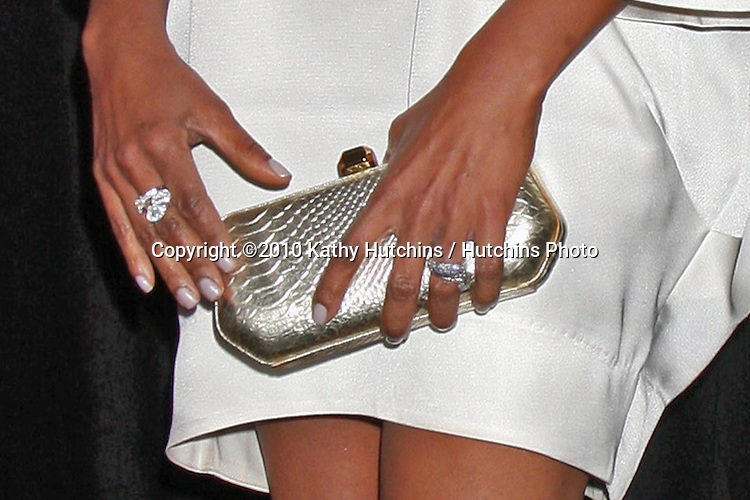 Garcelle Beauvais-Nilon.arriving at the 9th Annual Award Season Diamond Fashioln Show Preview.Beverly Hills Hotel.Beverly Hills, CA.January 14, 2010.©2010 Kathy Hutchins / Hutchins Photo....