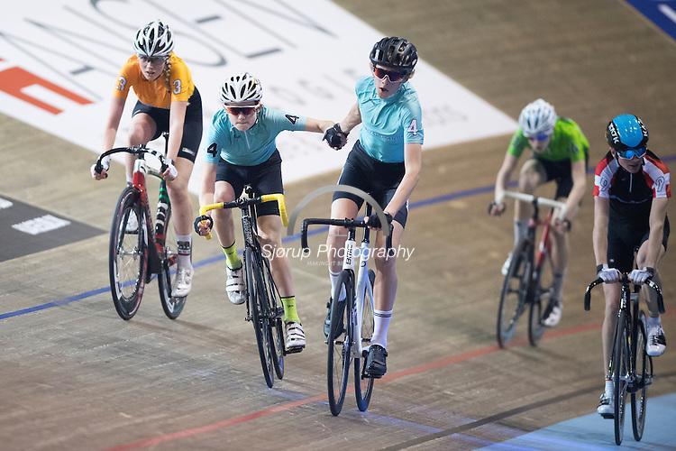 Junior 6-Dages løb i Ballerup multi arena