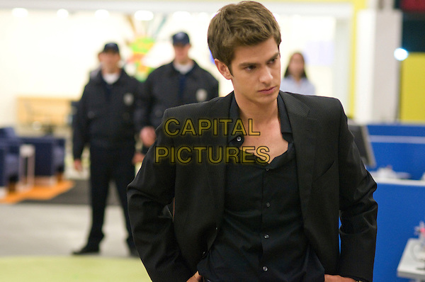 Andrew Garfield.in The Social Network.*Filmstill - Editorial Use Only*.CAP/PLF.Supplied by Capital Pictures.