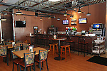 032112tvwingstreetbar.The bar area inside Boulevard Wing Street in Edwardsville..BND/TIM VIZER        WITH SUNMAG STORY