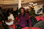 Midwin Charles of Midwin Charles &amp; Associates LLC  (wearing a Tracy Reese design) attends an exclusive elegant evening of fashion and design through Shop for a Cause highlighting art and fashion from local emerging Haitian artisans Hosted by Designer, Tracy Reese, JRT Multimedia, CEO Jocelyn Taylor and BACARDI USA at the Tracy Reese Flagship Store 1/26/11<br />