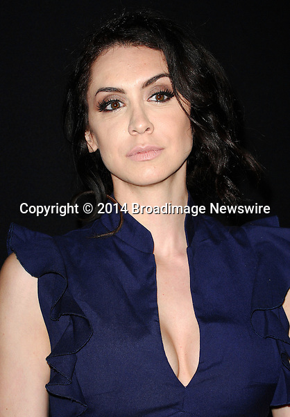 Pictured: Mozhan Marno<br /> Mandatory Credit &copy; Adhemar Sburlati/Broadimage<br /> Film Premiere of House of Cards<br /> <br /> 2/13/14, Los Angeles, California, United States of America<br /> <br /> Broadimage Newswire<br /> Los Angeles 1+  (310) 301-1027<br /> New York      1+  (646) 827-9134<br /> sales@broadimage.com<br /> http://www.broadimage.com