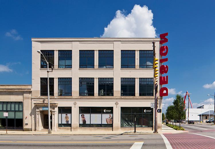 Columbus College Of Art Design Design Studios On Broad Brad Feinknopf