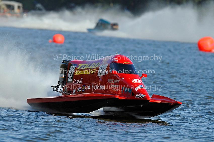 Shaun Torrente (#42)   (Formula 1/F1/Champ class)