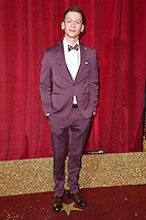 arrives for the British Soap Awards 2016 at Hackney Empire, London.<br /> <br /> <br /> &copy;Ash Knotek  D3124  28/05/2016