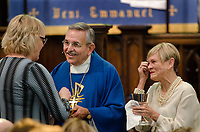 Michael McCollum<br /> 12/2/18<br /> Pastor Steve and Jeanne Misenheimer celebrated their 30 years of Ministry at St John's Lutheran Church in Knoxville, December 2nd, 2018. Festival Worship was observed at 9:00 AM and 11:00 AM, with First Sunday Brunch held in Sparks Fellowship Hall.