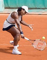 30-5-08, France,Paris, Tennis, Roland Garros, Serena Williams