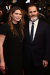 """Mai-Linh Lofgren and Michael Stuhlbarg attends the Broadway Opening Night Performance of """"To Kill A Mockingbird"""" on December 13, 2018 at The Shubert Theatre in New York City."""