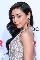 PASADENA, CA - SEPTEMBER 27: Actress Aimee Garcia arrives at the 2013 NCLR ALMA Awards held at Pasadena Civic Auditorium on September 27, 2013 in Pasadena, California. (Photo by Xavier Collin/Celebrity Monitor)