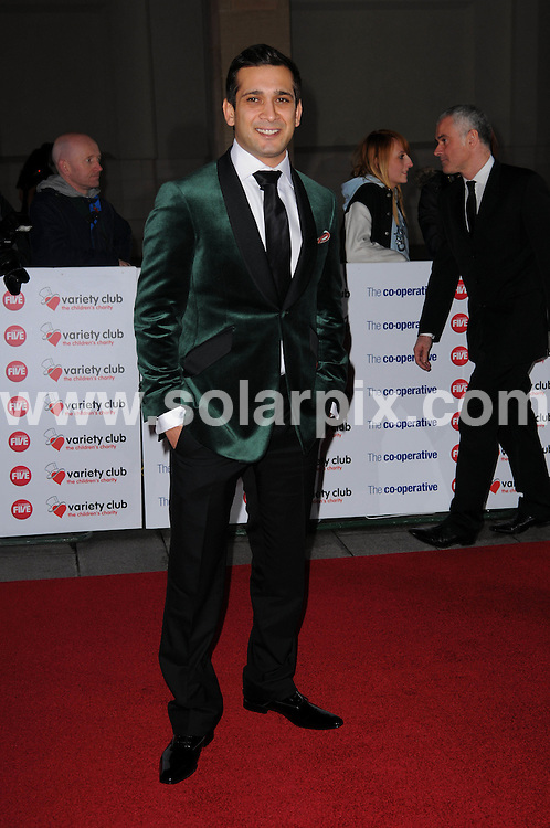 **ALL ROUND PICTURES FROM SOLARPIX.COM**                                             **WORLDWIDE SYNDICATION RIGHTS**                                                                                  Caption: attends the Variety Club Showbiz Awards at Grosvenor House, London, UK. 14 November 2010                                                              This pic: Jimi Mistry                                                JOB REF: 12478 MSR       DATE: 14_11_2010                                                           **MUST CREDIT SOLARPIX.COM OR DOUBLE FEE WILL BE CHARGED**                                                                      **MUST AGREE FEE BEFORE ONLINE USAGE**                               **CALL US ON: +34 952 811 768 or LOW RATE FROM UK 0844 617 7637**