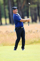 Ryan Fox (NZL) on the 14th during Round 1 of the Aberdeen Standard Investments Scottish Open 2019 at The Renaissance Club, North Berwick, Scotland on Thursday 11th July 2019.<br /> Picture:  Thos Caffrey / Golffile<br /> <br /> All photos usage must carry mandatory copyright credit (© Golffile | Thos Caffrey)
