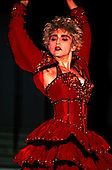 Madonna Performs at Madison Square Garden in New York. 1987.Photo Credit: Eddie Malluk /AtlasIcons.com