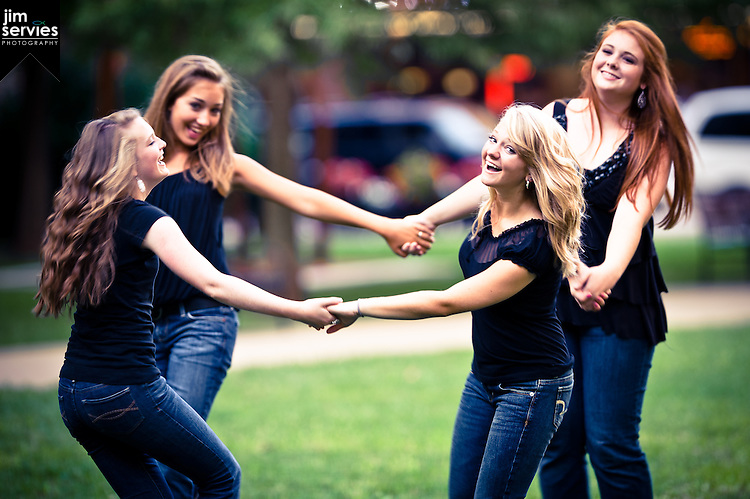 Girl Fun by Jim Servies Photography