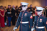 Marine Ball, Saturday Nov. 19, 2016  in Lexington, Ky. Photo by Mark Mahan