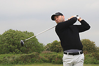 Ryan Symington (Lisburn) on the 2nd tee during Round 1 of The East of Ireland Amateur Open Championship in Co. Louth Golf Club, Baltray on Saturday 1st June 2019.<br /> <br /> Picture:  Thos Caffrey / www.golffile.ie<br /> <br /> All photos usage must carry mandatory copyright credit (© Golffile | Thos Caffrey)