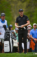 Matthew Wallace (ENG) looks over his tee shot on 6 during round 4 of the 2019 PGA Championship, Bethpage Black Golf Course, New York, New York,  USA. 5/19/2019.<br /> Picture: Golffile | Ken Murray<br /> <br /> <br /> All photo usage must carry mandatory copyright credit (© Golffile | Ken Murray)