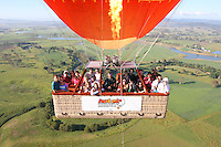 20160111 January 11 Hot Air Balloon Gold Coast