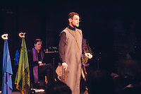Emerson College's Production of the play Othello in the Paramount Theater Blackbox.