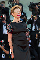 Annette Bening at the Downsizing premiere and Opening Ceremony, 74th Venice Film Festival in Italy on 30 August 2017.<br /> <br /> Photo: Kristina Afanasyeva/Featureflash/SilverHub<br /> 0208 004 5359<br /> sales@silverhubmedia.com