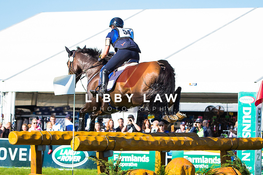 NZL-Samantha Felton (RICKER RIDGE RUI) EVENTING: HANSEN PRODUCTS CIC2*: 2015 NZL-Farmlands Horse Of The Year Show, Hastings (Saturday 21 March) CREDIT: Libby Law CREDIT: LIBBY LAW PHOTOGRAPHY