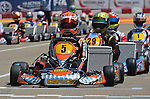 CIK-FIA EUROPEAN KF & KFJ CHAMPIONSHIPS (Rd 1)