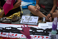 Non Una Di Meno (Trans-feminist Organization). <br />