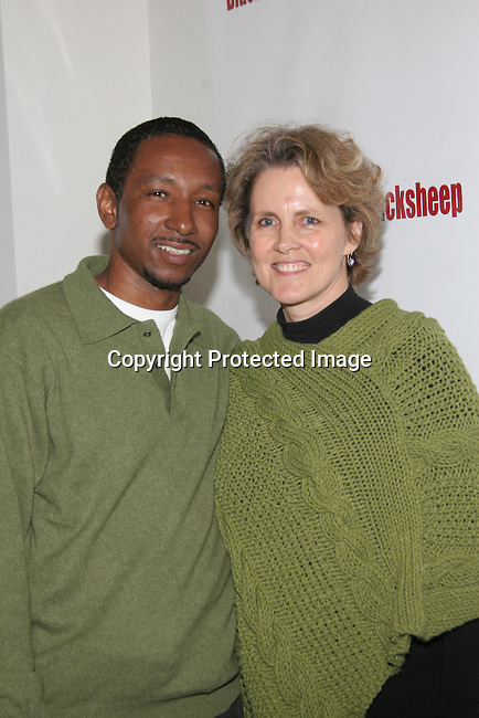 Dres &amp; Catherine Goldwyn<br />The Winter LA Celebrity Charity Event to honor Sound Art and Black Sheep<br />Private Residence<br />West Hollywood, CA, USA<br />Sunday, December 05th, 2004<br />Photo By Celebrityvibe.com/Photovibe.com, <br />New York, USA, Phone 212 410 5354, <br />email: sales@celebrityvibe.com