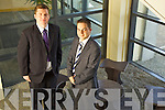 Denis Murphy and Shane Walsh of JRI America Inc. pictured at Kerry technology park.